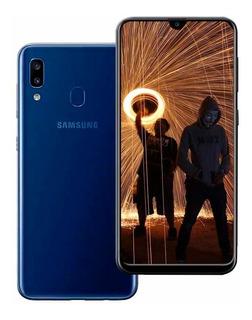 Telefono Celular Samsung A20 32gb Otech