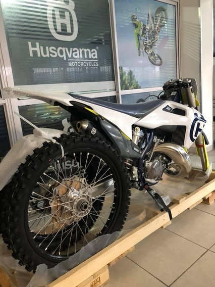 Husqvarna Tc 125 2020 Moto Cross