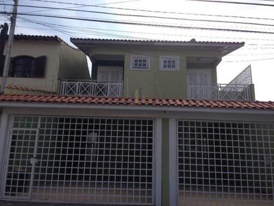 Imóvel - Sobrado Alto Padrão, Novo E Pronto Para Morar À Venda, Penha / Jardim Popular, São Paulo - So0650. - So0650