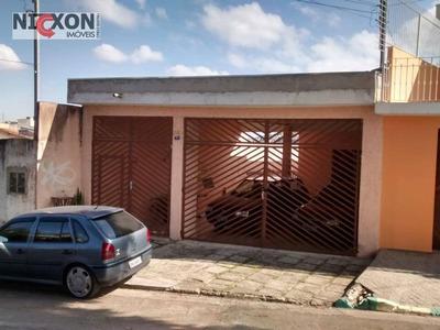 Casa Residencial À Venda, Jardim Palmira, Guarulhos. - Ca0266