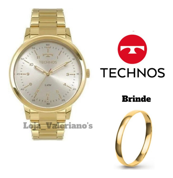 Relógio Technos Masculino 2035mpo/4b