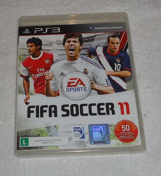 Fifa Soccer 11 Ps3 ** Leia Frete Gratis