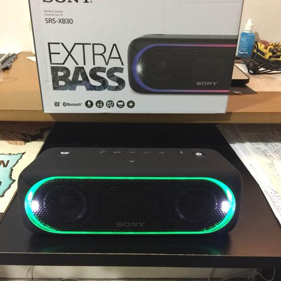 Sony Original Xb30 Na Caixa Bluetooth Extra Bass Nfc Sem Fio