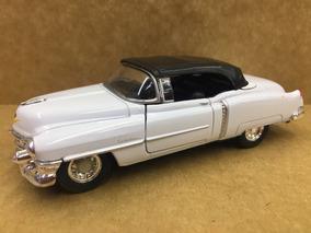 Miniatura Cadillac Eldorado 1953 Branco