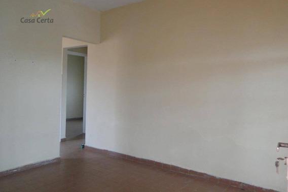 Casa Com 2 Dormitórios Para Alugar, 100 M² Por R$ 850,00/mês - Loteamento Parque Itacolomi - Mogi Guaçu/sp - Ca1068
