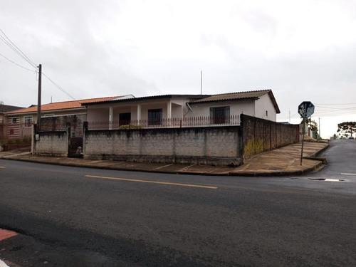 Casa Com 3 Dormitórios À Venda, 126 M² Por R$ 280.000,00 - Neves - Ponta Grossa/pr - Ca0691