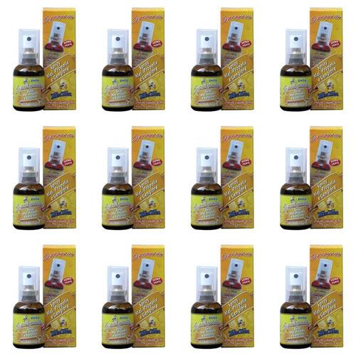 Ziin Ziin Spray Bucal Gengibre C/ Própolis 30ml (kit C/12)