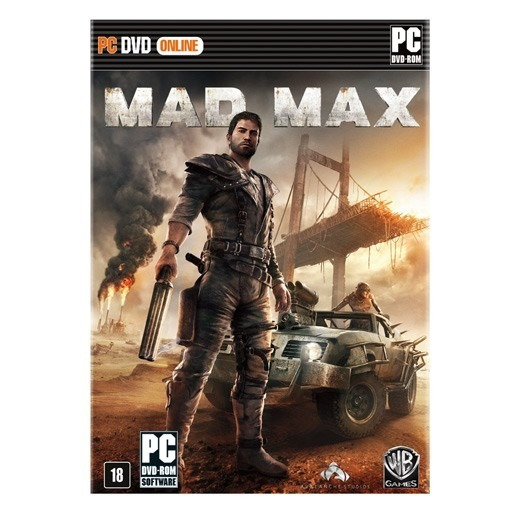 Mad Max Pc ( Mídia Física) Offline
