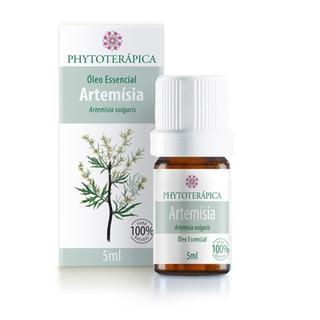 Oleo Essencial De Artemisia 5ml - Phytoterapica