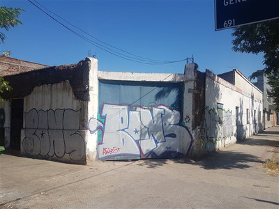 Terreno Construccion En Venta En Santiago