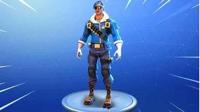 Skin Royal Bomber Para Fortnite
