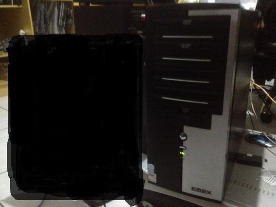 Cpu Coreduo E2160 1.80 1,00gb Sem O Monitor