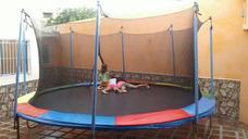 Cama Elástica Brinca Brinca Para Fiestas Infantiles