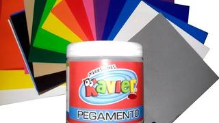 Kit De 10 Parches Y Pegamento Para Brincolines O Inflables