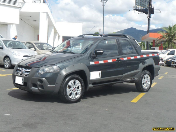 Fiat Adventure Strada Adventure Mt 1600 Aa