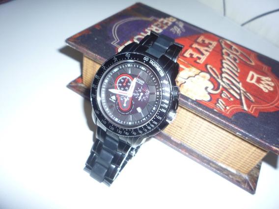 Relógio Cronógrafo Citizen Ecodrive - Perfeito