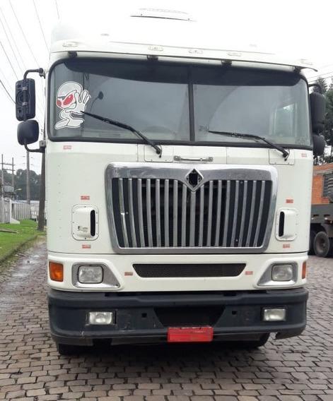 International - 2011 - 6x4 - Leito - Primeiro Caminhão
