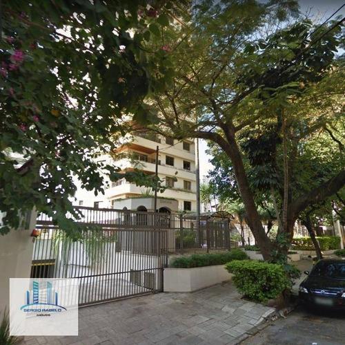 Imagem 1 de 16 de Apartamento Residencial À Venda, Moema, São Paulo. - Ap2649