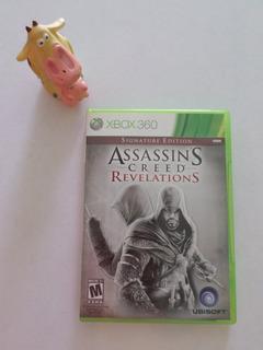 Assassin´s Creed Revelations Xbox 360 Garantizado
