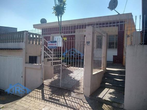 Casa Com 3 Dormitórios À Venda, 180 M² Por R$ 500.000,00 - Vila São Luiz (valparaízo) - Barueri/sp - Ca0347