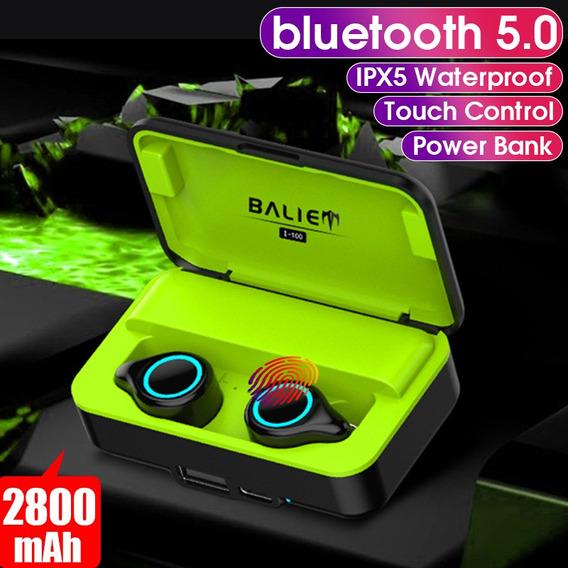 [bluetooth 5.0, 2800 Mah Caixa De Carregamento] Controle De