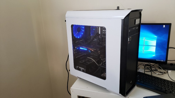 Pc Gamer | I5-6600k, Ram Ddr4 16 Gb Hyperx, R9 380 4 Gb |