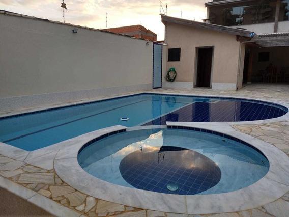 Casa Com Piscina Martim De Sá - Caraguatatuba