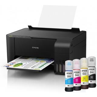 Impresora Multifuncion Epson L3110 Sistema Continuo + Tintas