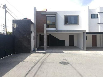 Casa En Venta En Morillotla San Andres Cholula Puebla