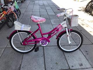 Bicicleta R20 Musetta Betty Blue Nin Bikes
