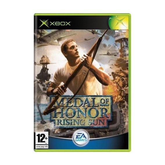 Medal Of Honor Rising Sun Xbox Europeu Mídia Física