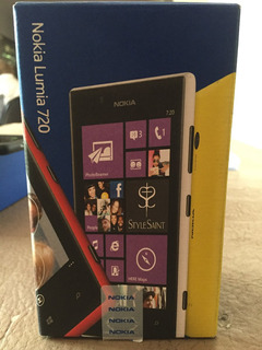 Celular Nokia Lumia 720 Para Movistar!!