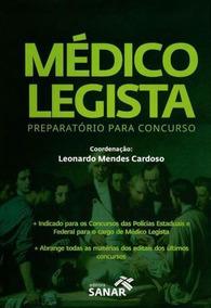 Medico Legista - Preparatorio Para Concurso