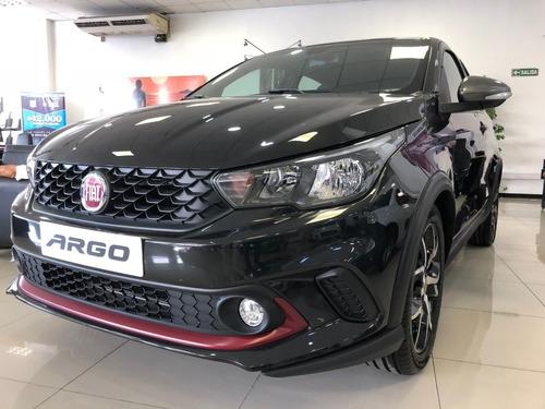 Fiat Argo Hgt 1.8 Full 0km 2021 Full Negro