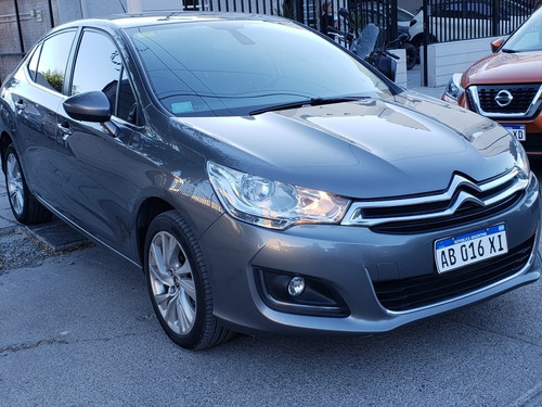 Citroën C4 Lounge 2017 1.6 Hdi 115 Feel Pack