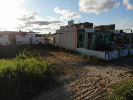 Terreno Com 300 M2 Em Barra Velha - Itajuba Por 110 Mil À Ve - 432