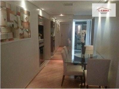 Apartamento Com 2 Dormitórios À Venda, 60 M² Por R$ 350.000 - Jaguaré - São Paulo/sp - Ap1535