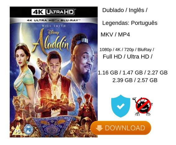 Aladdin - 4k Hdr
