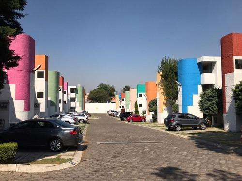 Departamento En Renta Amueblado Sor Juana Ines De La Cruz, Tlalpan
