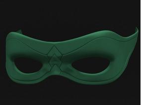 Mascara Carnaval Cosplay Festa Evento Máscara De Seta