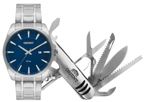 Relógio Orient Mbss1320 Kw79d1sx