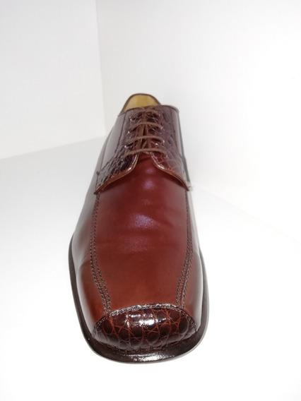 Zapato Becerro/morelitii Franco Cuadra V07mpbi