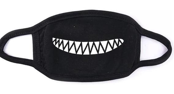 Cubre Boca Kpop Mascara Suave De Algodon Antipolvo Doble For