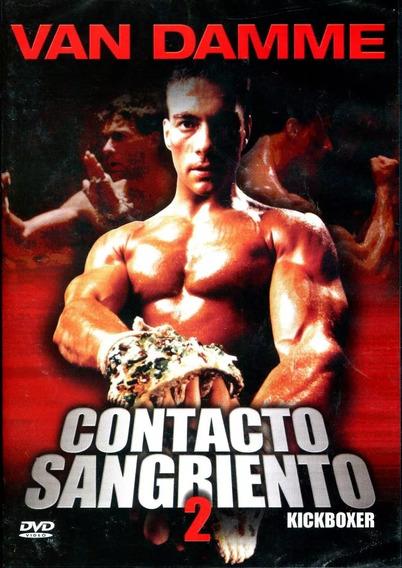 Contacto Sangriento Bloodsport 1988 Hd Latino Mega