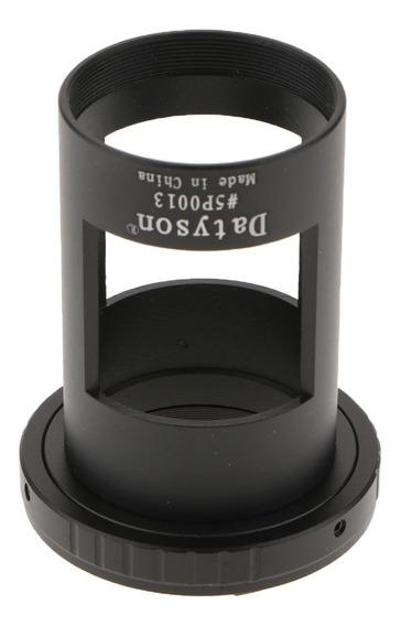 T Anel Spotting Escopo Câmera Adaptador Para Pentax K Câme
