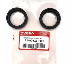 Retentor Bengala Falcon/xre/hornet Original Honda (nok)(par)