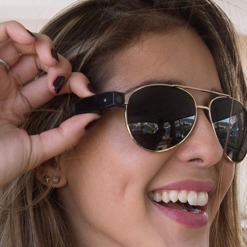 Micro-câmera Espiã P/ Óculos Pogocam Espião Produtoamericano