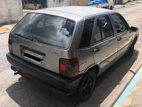 Fiat Tipo 1.6 I.e Cinza 8v 1995 4 Portas Doc Ok