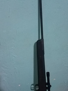 Arma Rifle Cazador, De Diablos.