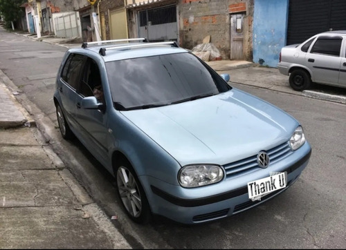 Volkswagen Golf 2002 1.6 Black & Silver 5p